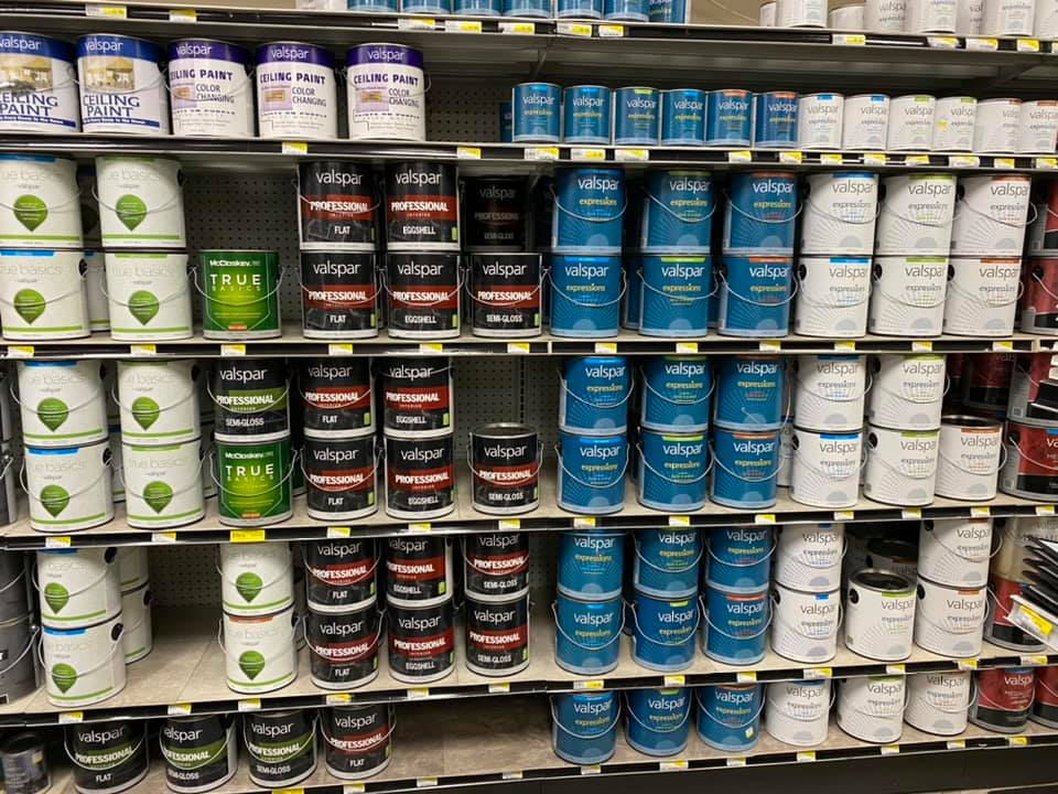 Paint cans | Owens Supply Company, Inc
